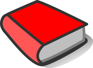 book-red